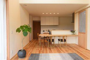山口市 8/10(土)-11(日) 【OPEN】『 ミニマルデザインのお家 』完成見学会を終了いたしました