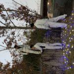 12月 トピアでもクリスマスイルミネーション点灯しました